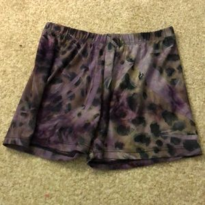 Other - Purple dance/ gymnastics shorts